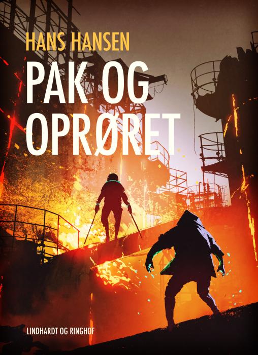 Image of   Pak og oprøret (E-bog)