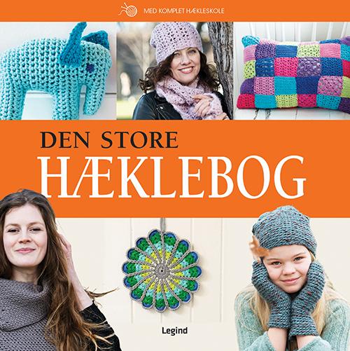 Image of   Den store hæklebog (Bog)