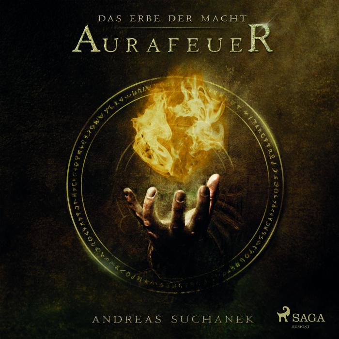 Image of Das Erbe der Macht - Band 1: Aurafeuer (Urban Fantasy) (Lydbog)
