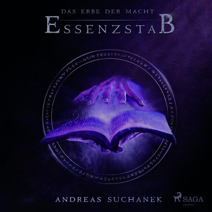 Image of Das Erbe der Macht - Band 2: Essenzstab (Urban Fantasy) (Lydbog)