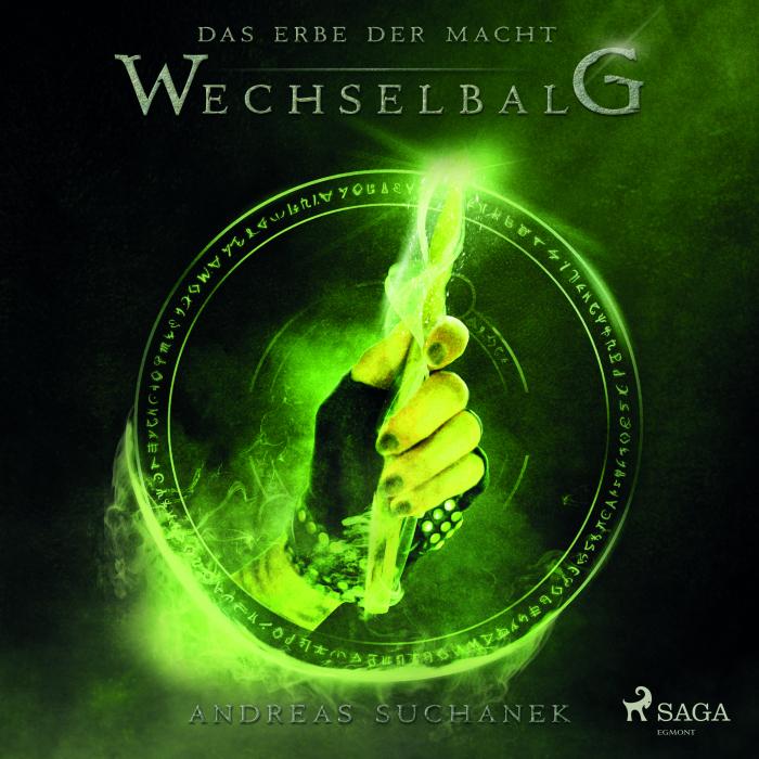 Image of Das Erbe der Macht - Band 3: Wechselbalg (Urban Fantasy) (Lydbog)