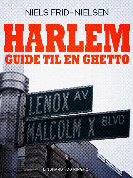 Image of   Harlem - guide til en ghetto (E-bog)