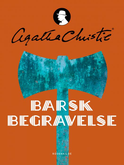 Image of Barsk begravelse (Lydbog)