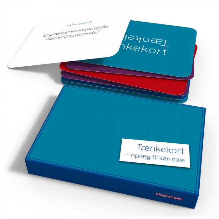 Image of Tænkekort (Bog)