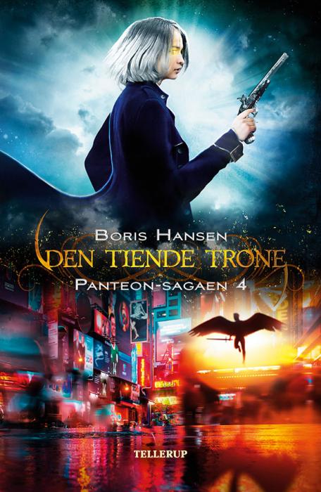 Panteon-sagaen #4: Den Tiende Trone (Bog)