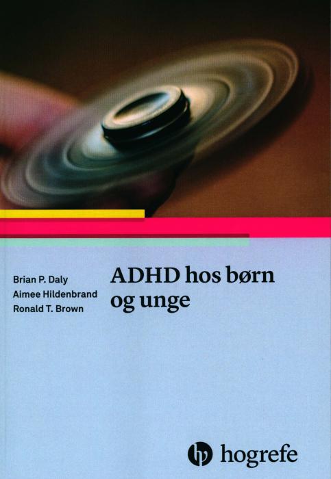 Image of   ADHD hos børn og unge (Bog)