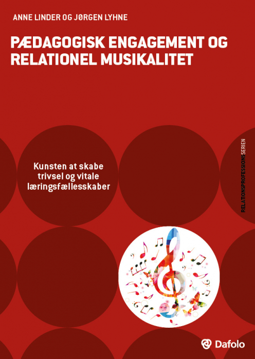 Image of Pædagogisk engagement og relationel musikalitet (Bog)