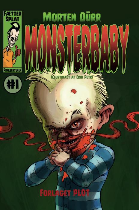 Monsterbaby (E-bog)