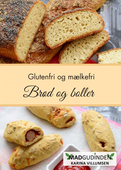 Brød og Boller (E-bog)