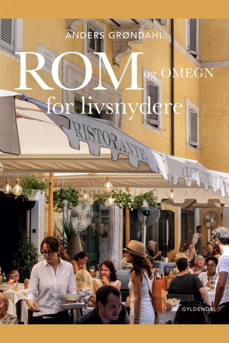 Image of Rom og omegn for livsnydere (E-bog)