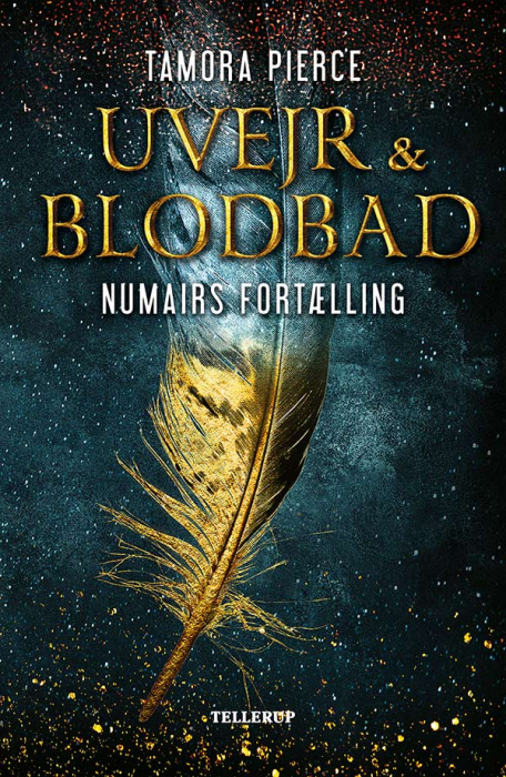 Numairs fortælling #2: Uvejr og blodbad (E-bog)