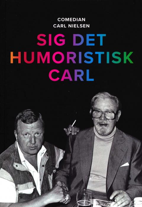 Sig det humoristisk Carl (Bog)