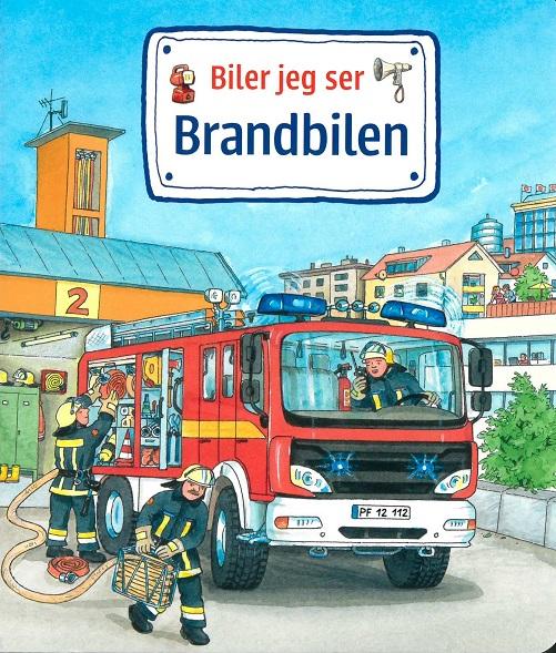 Brandbilen (Bog)