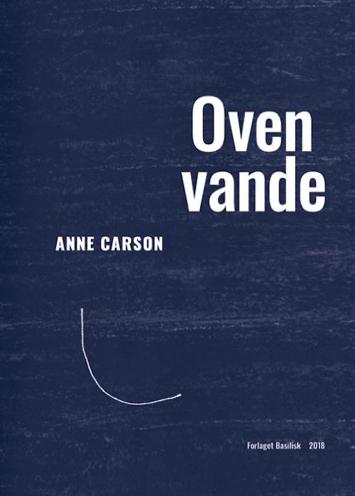 Image of Oven vande (Bog)