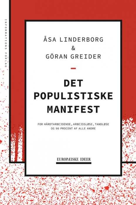 Image of Det populistiske manifest (Bog)