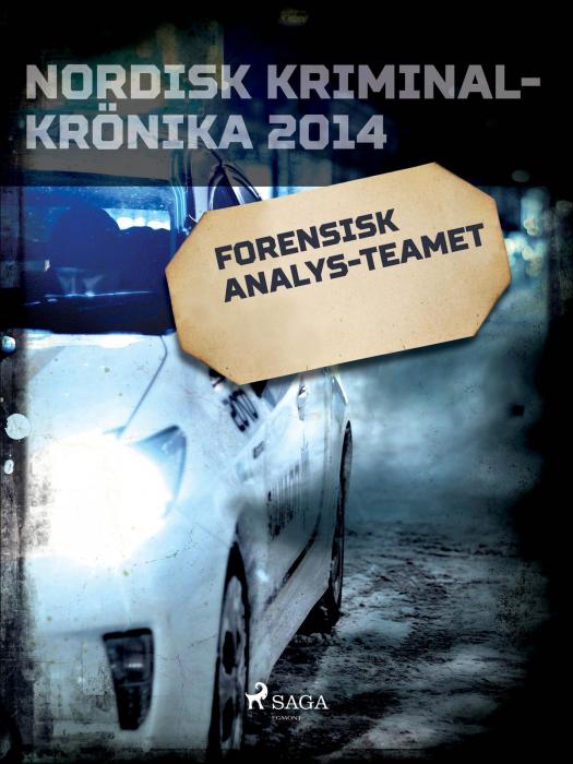 Billede af Forensisk Analys-teamet (E-bog)