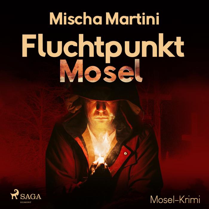 Billede af Fluchtpunkt Mosel - Mosel-Krimi (Lydbog)