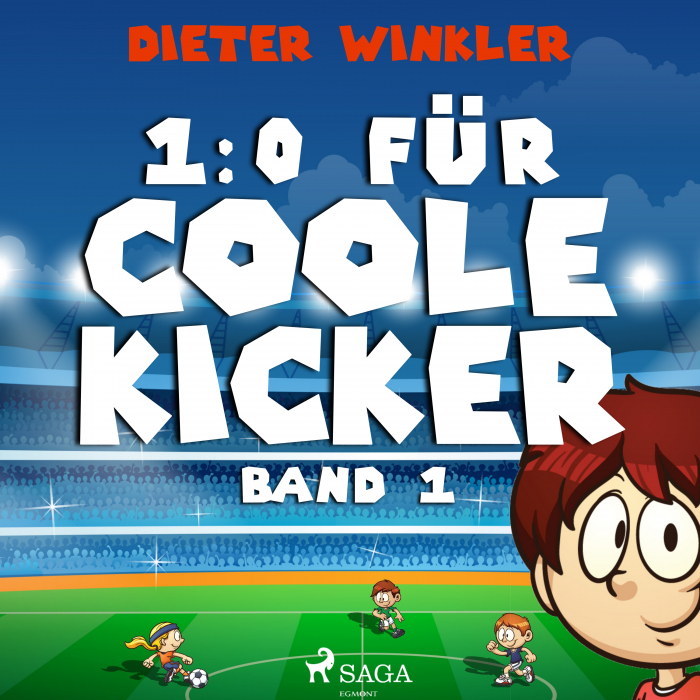 Image of   1:0 für Coole Kicker - Band 1 (Lydbog)