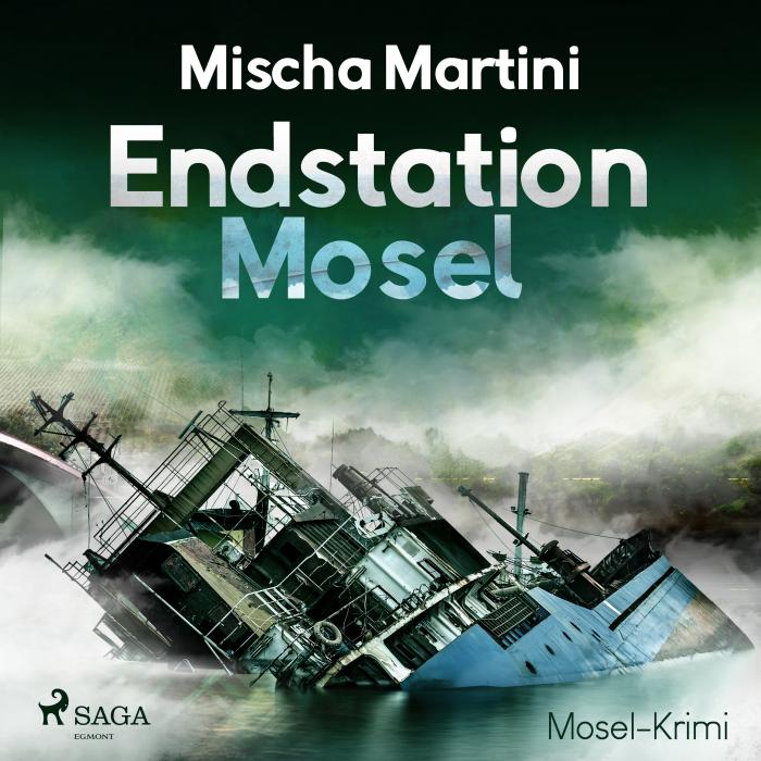 Image of   Endstation Mosel - Mosel-Krimi (Lydbog)
