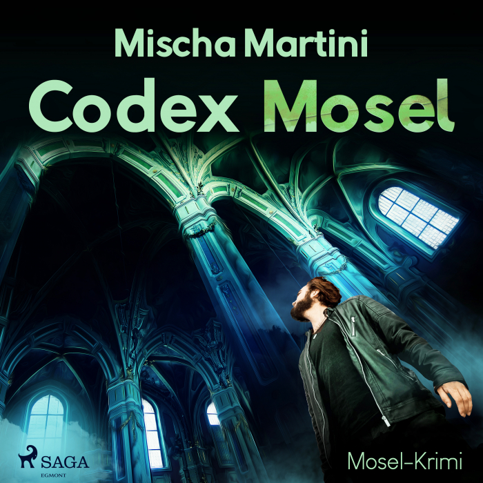 Image of   Codex Mosel - Mosel-Krimi (Lydbog)