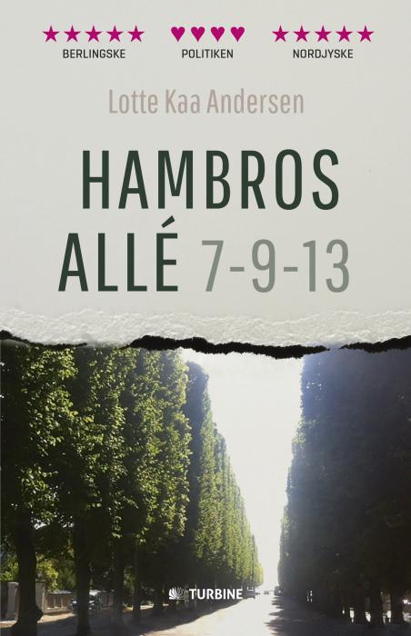 Hambros Allé 7-9-13 (Bog)