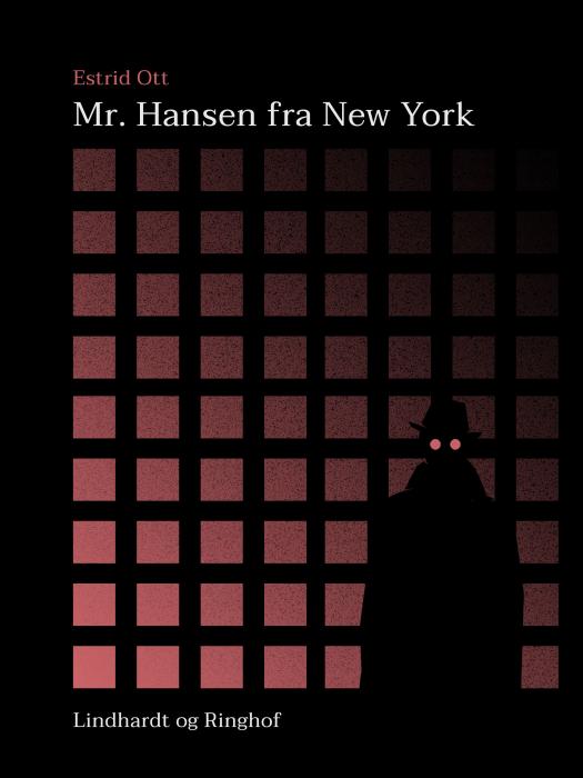 Image of   Mr. Hansen fra New York (Bog)