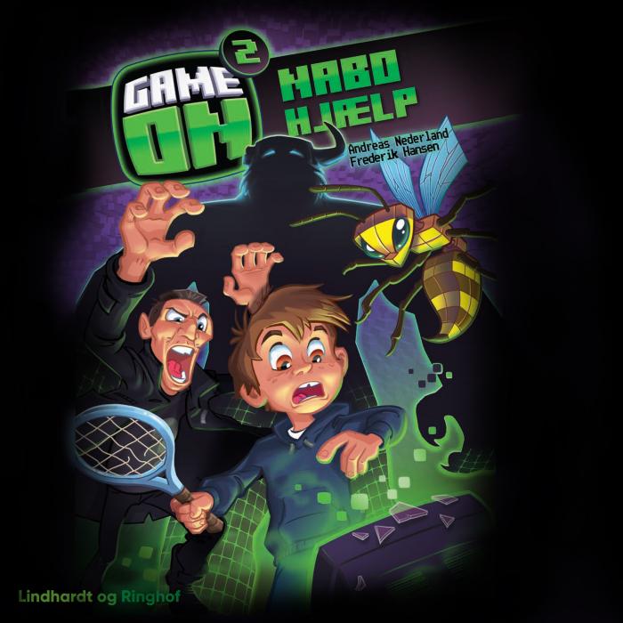 Image of Game on 2: Nabohjælp (Lydbog)