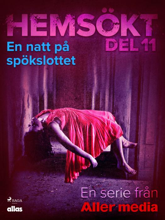 Image of En natt på spökslottet (E-bog)