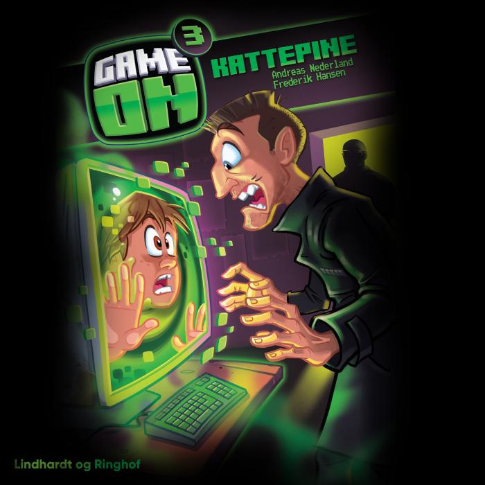 Image of Game on 3: Kattepine (Lydbog)