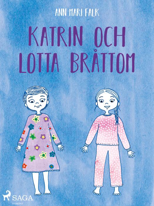 Image of Katrin och Lotta Bråttom (E-bog)