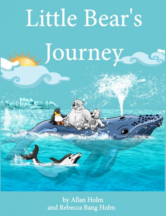 Image of Little Bears Journey (Bog)