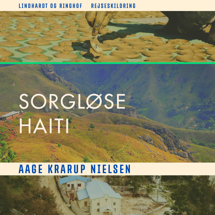 Image of Sorgløse Haiti (Lydbog)