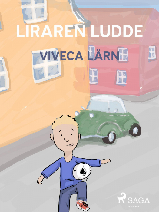 Image of   Liraren Ludde - VERSALER (E-bog)