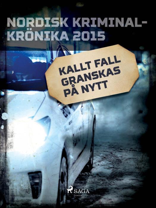 Image of   Kallt fall granskas på nytt (E-bog)