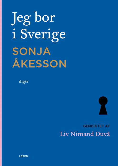 Jeg bor i Sverige (Bog)