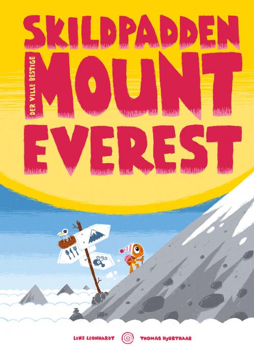 Skildpadden der ville bestige Mount Everest (Bog)