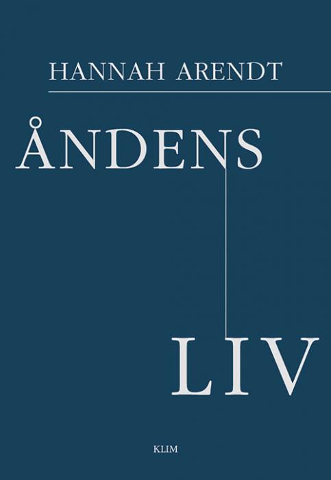 Image of   Åndens liv (Bog)