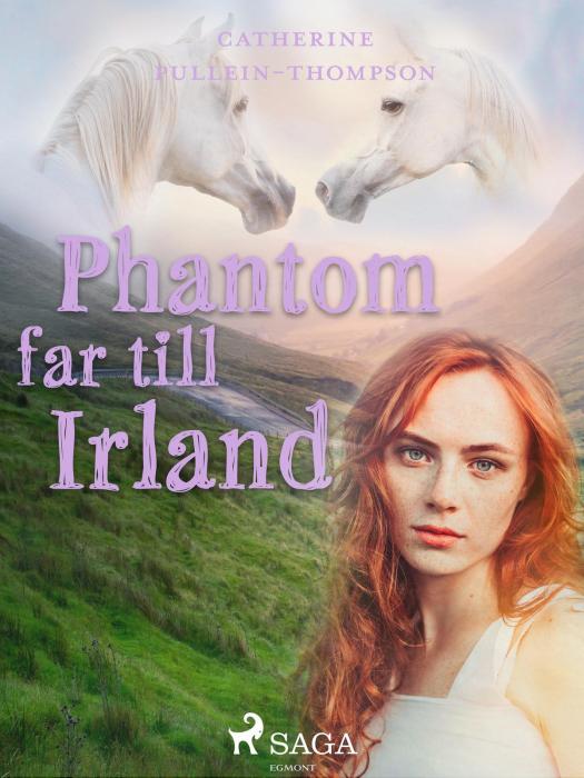Image of   Phantom far till Irland (E-bog)