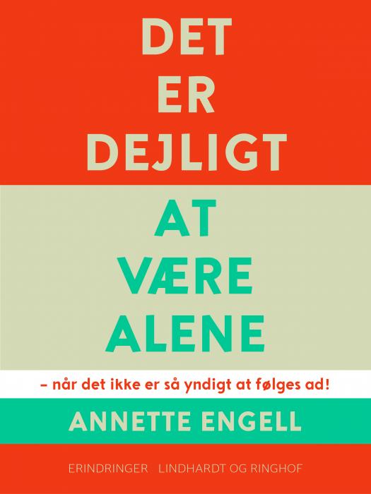 Image of Det er dejligt at være alene (E-bog)