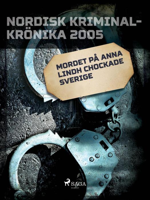Image of   Mordet på Anna Lindh chockade Sverige (E-bog)