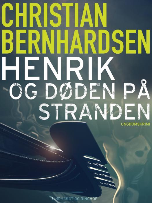 Image of   Henrik og døden på stranden (E-bog)