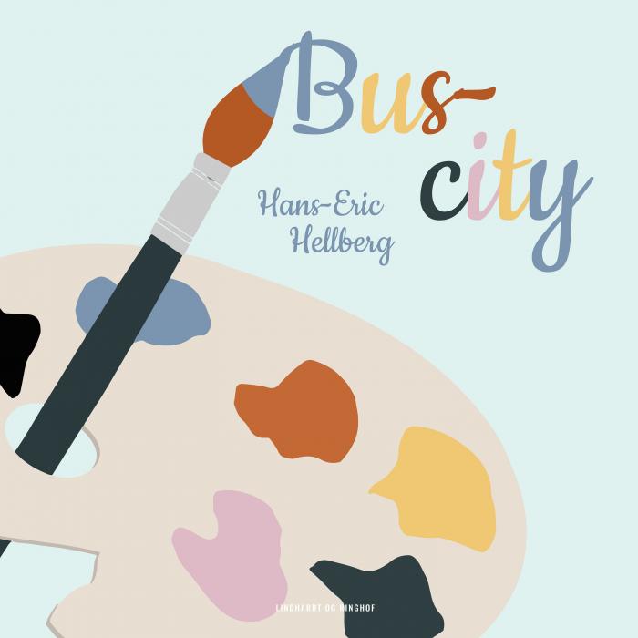Image of   Bus-city (Lydbog)