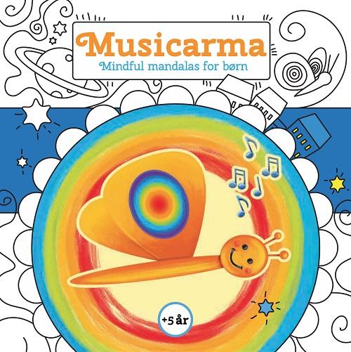 Musicarma - mindful mandalas for børn (Bog)