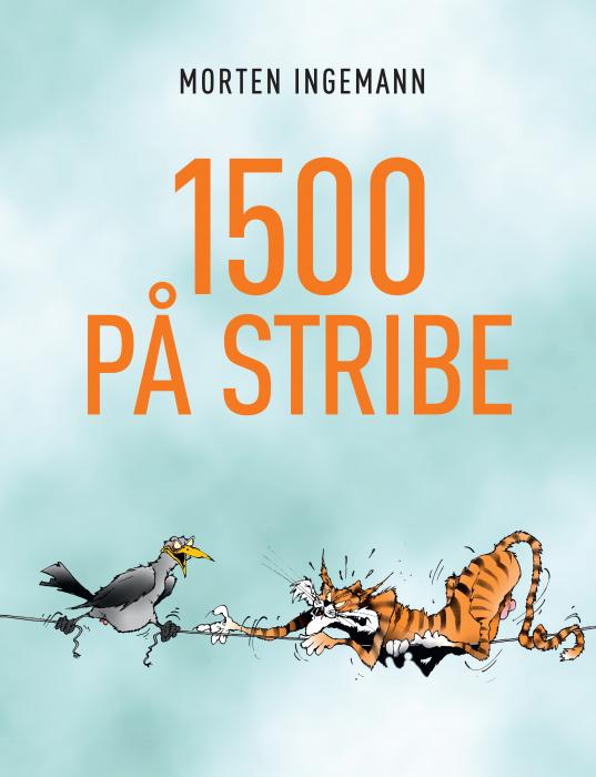 1500 på stribe (Bog)