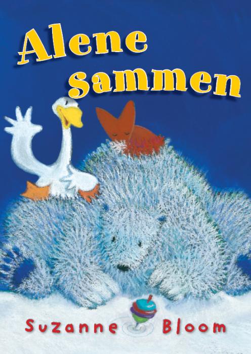 Image of   Alene sammen (Bog)