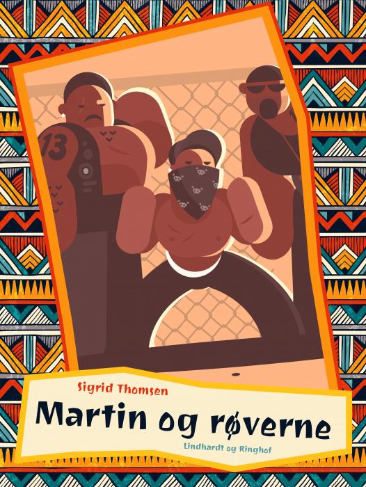 Martin og røverne (E-bog)