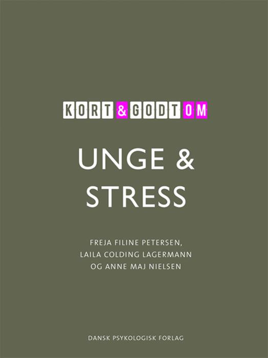 Image of Kort & godt om unge & stress (E-bog)