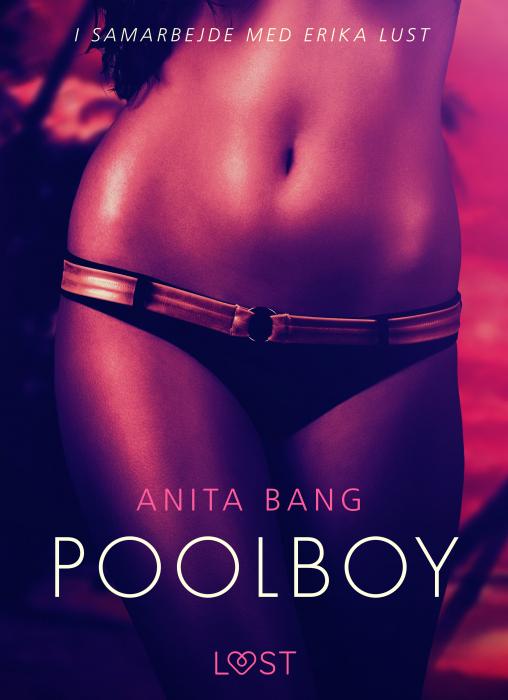 Billede af Poolboy - en erotisk novelle (E-bog)