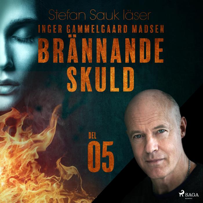 Image of   Brännande skuld: Del 5 (Lydbog)