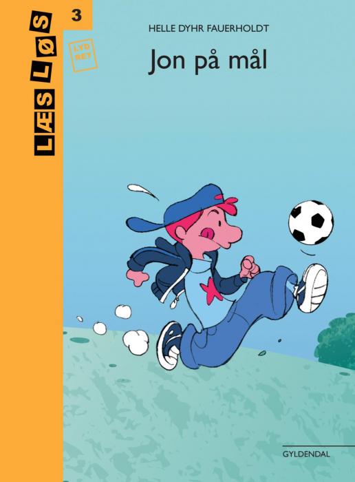 Jon på mål (E-bog)